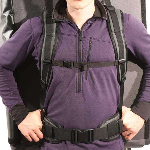 Alpine Shoulder Straps and Belt