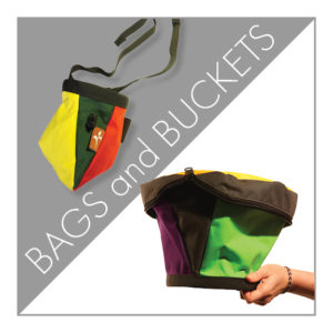 Chalk Bags and Pots